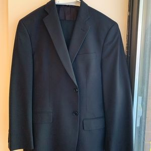 Full Navy Brooks Brothers Suit